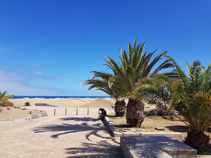 Gay Beach in Playa del Ingles