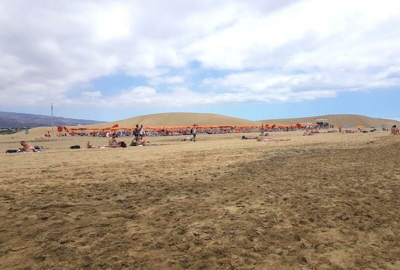 Gran Canaria schwuler Strand